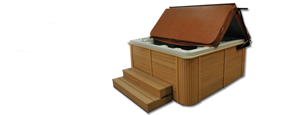 Hot Tub Cover: Vacuseal Hot Tub Cover